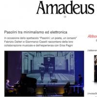 PierPaoloPasolini-Pasolini-Eros-Pagni-Pagni-Fabrizio-Datteri-Gianmarco-Caselli-Gianni-Quilici-live-amadeus